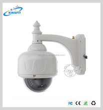 Waterproof Outdoor WiFi HD 720P PTZ Wireless Security Camera 1MP IP Camera P2P Plug and Play Network Dome
