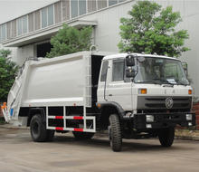 Dongfeng 10cbm garbage compactor truck