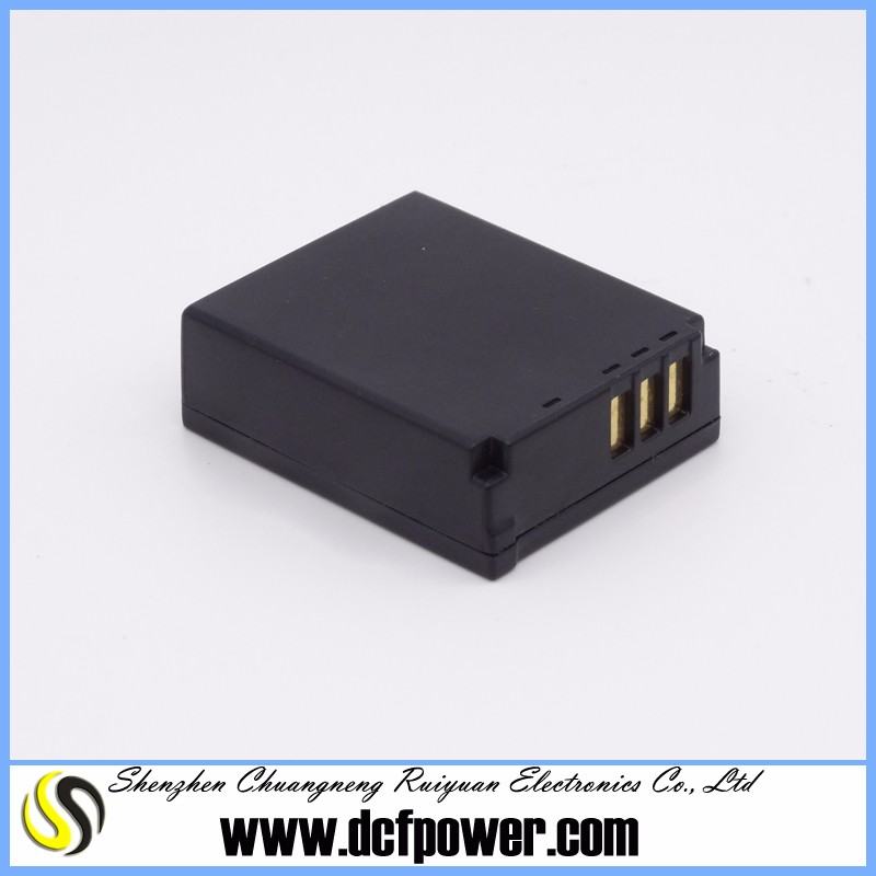 Popular rechargeable li-ion battery DMW-BCD10 DMEBCD10 for DMC-TZ3 DMC-TZ4 DMC-TZ5