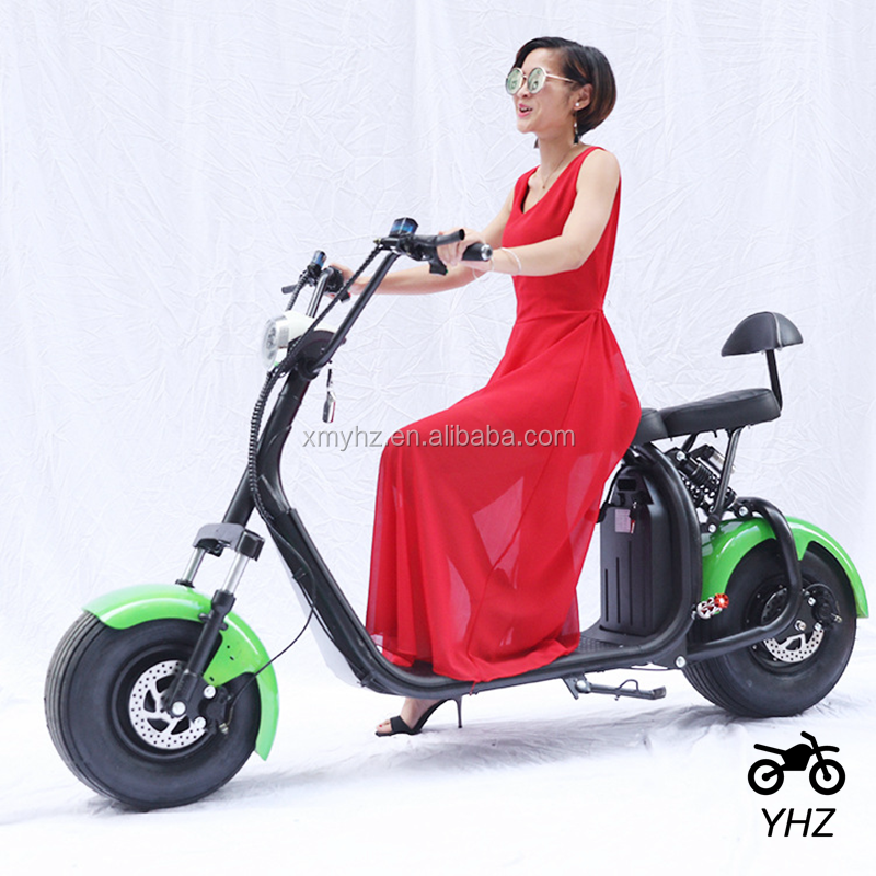 elektrik scooter with 1000w motor