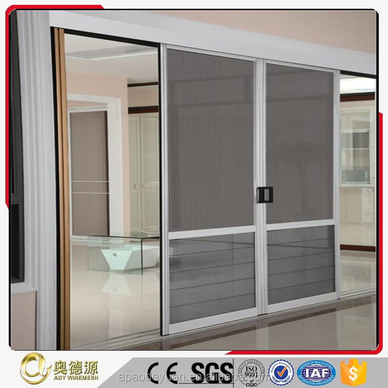 Cheap price high quality magnetic stainless steel door for Buy screen door