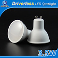 Warm White 2700k save energy dimmable AC110V Gu10/Mr16 LED Spotlight