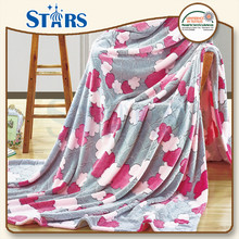GS-CFBP018 bright printed design softextile brand names of blanket
