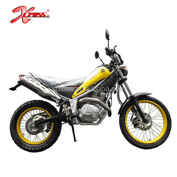 2016 Tricker XG-250 Motorcycles 250cc Dirt Bike Motorbike Motocicletas Motorcross Motos For Sale Magic 250