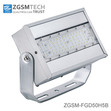 UL DLC Listed 50W LED Floodlight for Square Stadium Lighting with CE RoHS CB GS