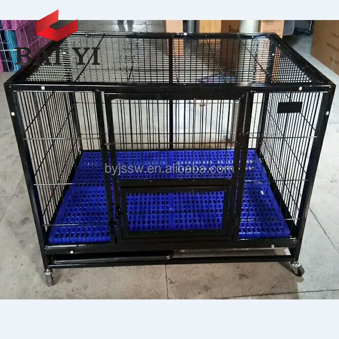 Double Layer Dog Kennel