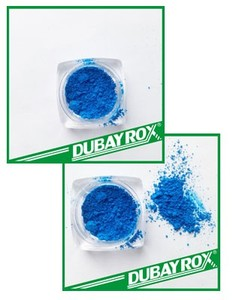 Bright Fluorescent Pigment/ Super Daylight Blue Pigment for Fabric/Leather