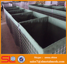 SHUOLONG Hesco Bastion Wall Military Sand Wall Hesco Barrier for Sale