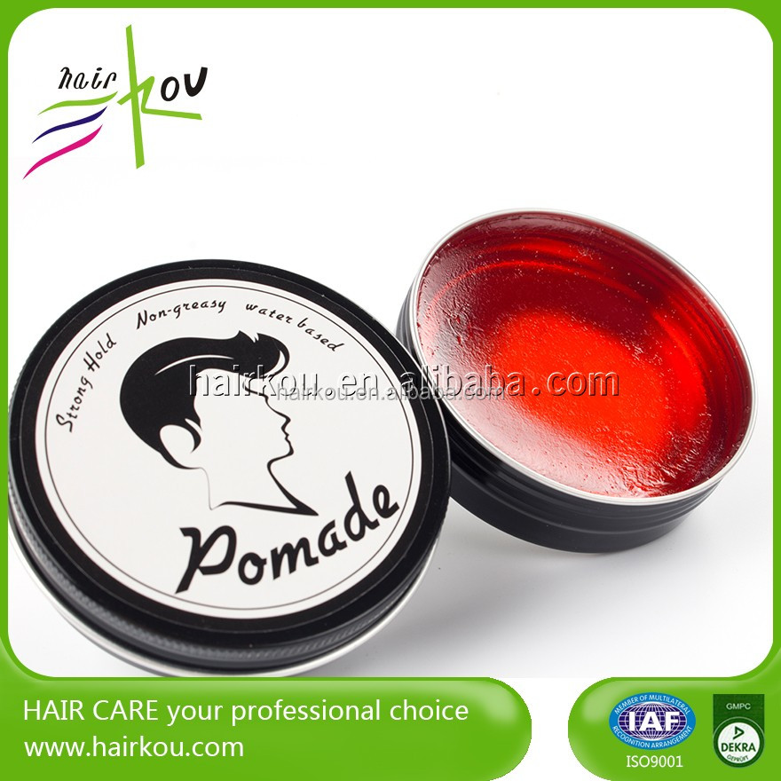 fashion hair care pomade /shaping polishing private label men pomade