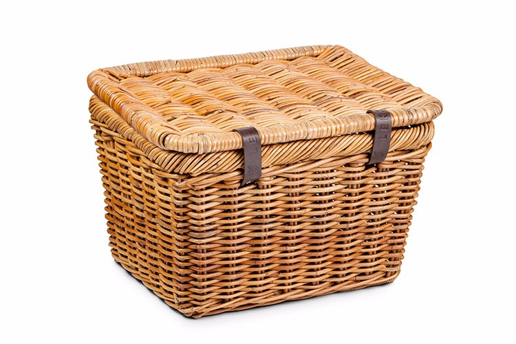 Handmade Basket Companies : Hot sell high quality handmade wicker bicycle basket with