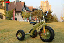 Metal frame tricycle 3 wheel bicycle for kids from China factory