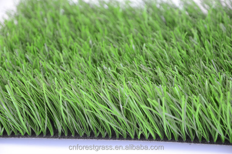 Standard artificial grass for professional soccer pitch