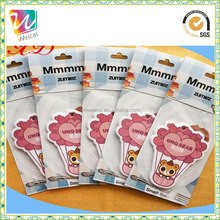 100% Scents Car Air Freshener/Car Perfume with Header Card