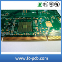 High Quality Gold finger Multilayer Pcb Manufacturer In China