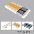 150mm wall panel vinyl covering aluminum wall panel protection