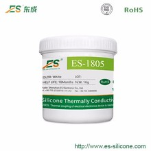 High cost performance heat transfer silicone thermal compound in 0.5W/m.k thermal conductivity