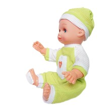 new real soft plastic baby japanese cute doll
