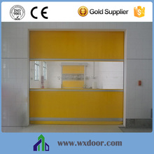 pvc fast rolling door plastic doors for comfort room