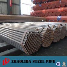 Black Steel Tube/Carbon Steel Pipe API5L Pipeline/Black Iron Welded Pipe