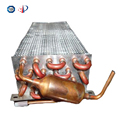 Energy-saving and environmental protection fin refrigerator copper tube evaporator