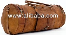 Real leather overnight Bag