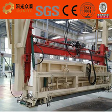New Fashioned and Recycled use of Autoclaved Aerated Concrete AAC Light Weight Block Production Line