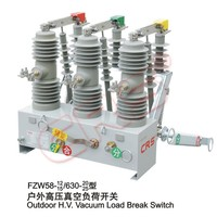 Customized Multi-Purpose National Authentication Load Break Switch
