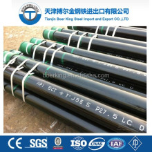 API 5CT J55 K55 N80 L80 P110 Carbon oil casing and tubing oil well tubing