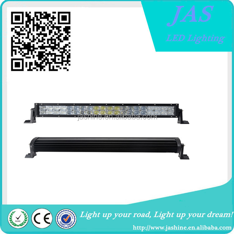 Auto parts & accessories lights 21.5' 120W 4*4 5D LED Light bar lamp offroad lamp