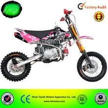 Motorcycle 125cc dirt bike for sale cheap for adults pit bike off road dirt bike motorcycle made by TDRMOTO