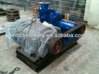 ZJ national high flow low head water pump mortar