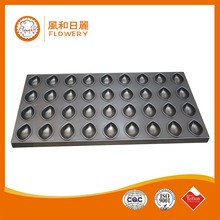 12 cup bread tray flower muffin pan round cake pan