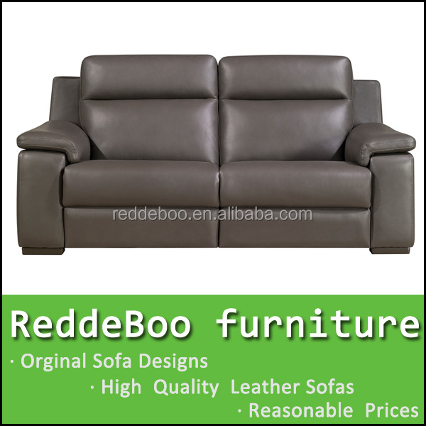 Modern and Comfortable leather couch sofa at reasonable prices