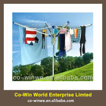 NEW 4 ARM 50M ROTARY WASHING LINE CLOTHES AIRER DRYER