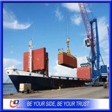 Cheap Sea Freight Cargo Service to BULGARIA via vessel