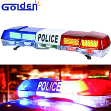 Police bar led car flashing lights