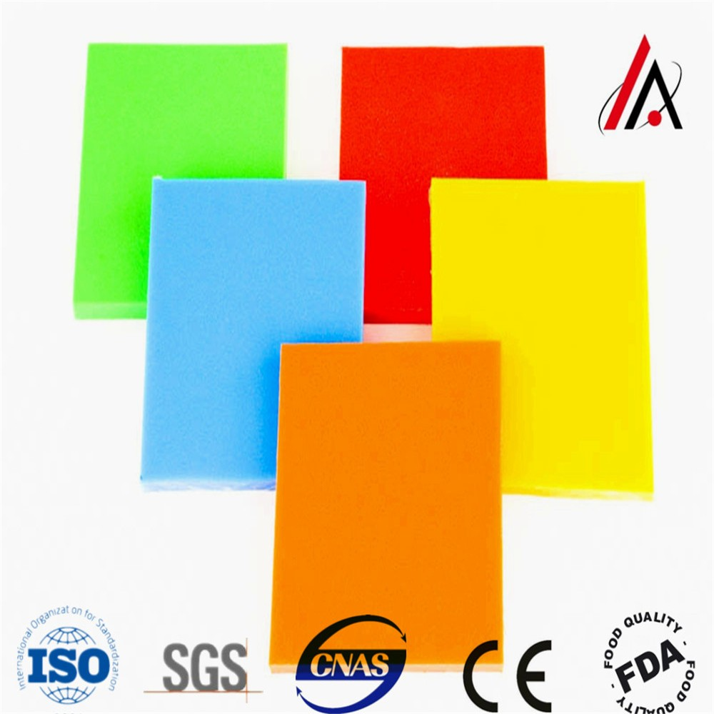 low price 4x8 high density polyethylene sheet plastic