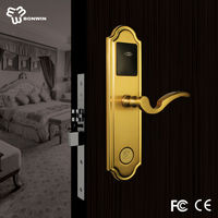 Remote control type Network lock for hotel, office