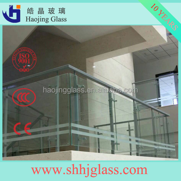 hot sale 4mm 8mm 12mm clear float glas production with CE CCC
