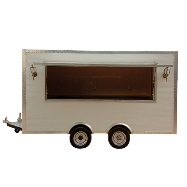 Factory direct food truck for sale