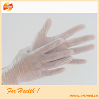 top quality disposable examination gloves/pvc gloves/medical gloves