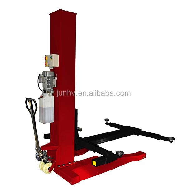 used portable garage car hoist lift one arm car lifts
