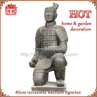 Black Terracotta Pottery Terracotta Warriors Replica