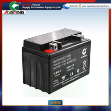 12V9AH Sealed Motorcycle Battery Rechargeable Battery YTX9L-BS
