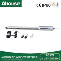 Motorized window opener,mechanism sliding window, electric skylights