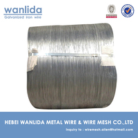 Q195 Hot Galvanizing Iron Wire & Heat Treated Galvanized Iron Wire