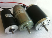 good price small electric dc motor, brushed or brushless
