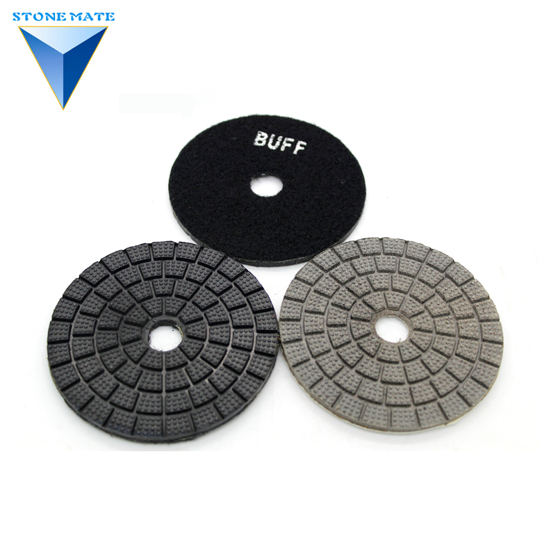 SMT granite marble diamond polishing pads