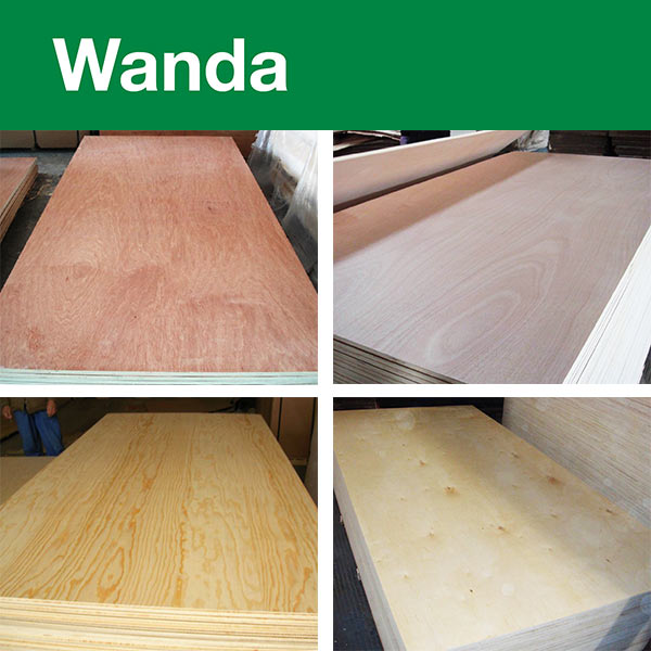 Factory Direct Sale Ply Wood