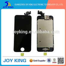 Wholesale for iPhone 5 Black LCD Display Touch Screen Glass Digitizer